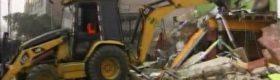 Ate: desalojan a comerciantes que construyeron un mercado informal