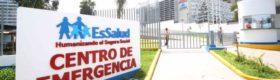 Así planean arreglar conexión entre emergencia y hospital Rebagliati